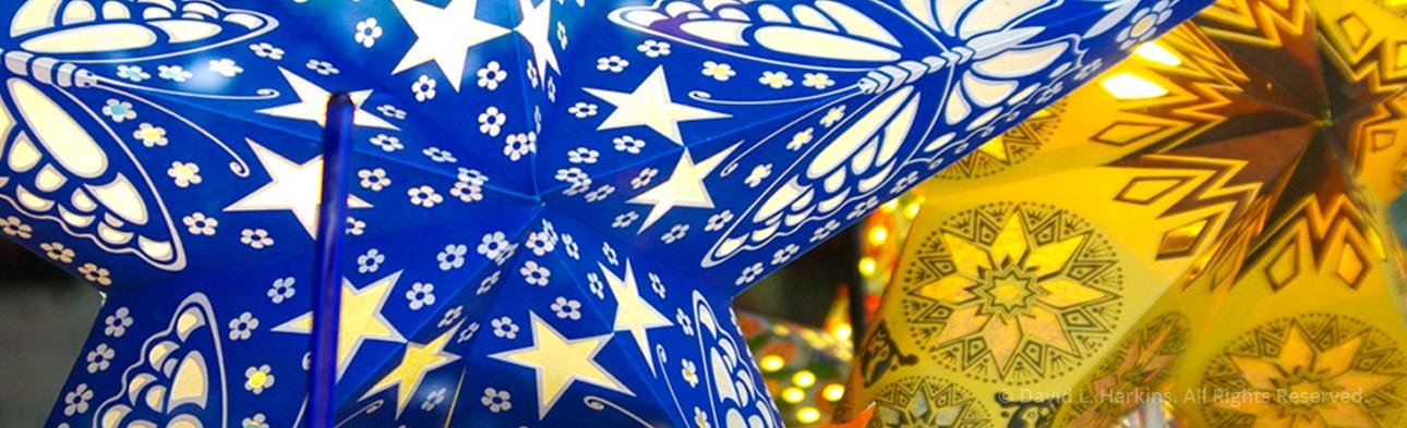 Magic Stars by David Harkins